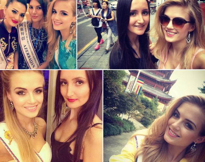 Miss Model Of The World 2015 Katarzyna Włodarek 2