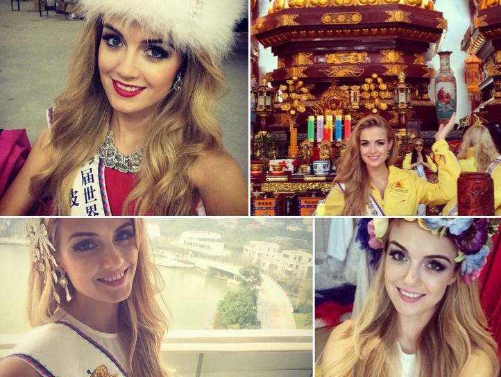 Miss Model Of The World 2015 Katarzyna Włodarek 3