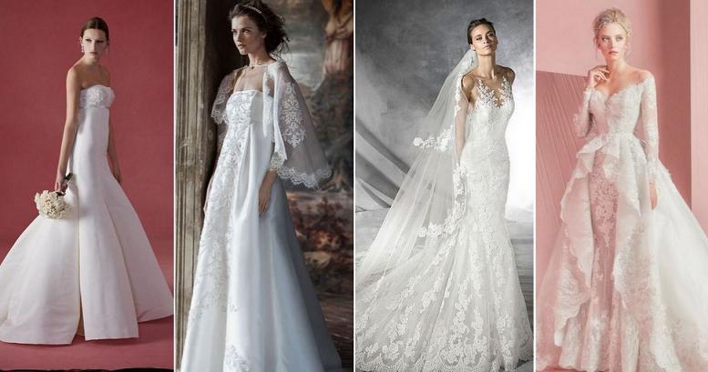 6a3ac4b7fb Najmodniejsze i najpiękniejsze suknie ślubne 2016