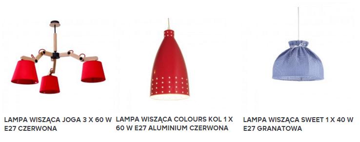 lampy wiszące 2