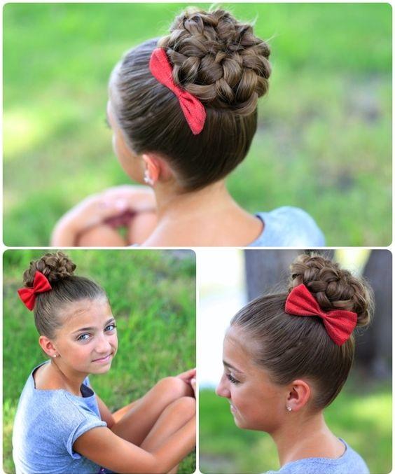 Fryzury Dla Małych Dziewczynek 5 Feszyncom
