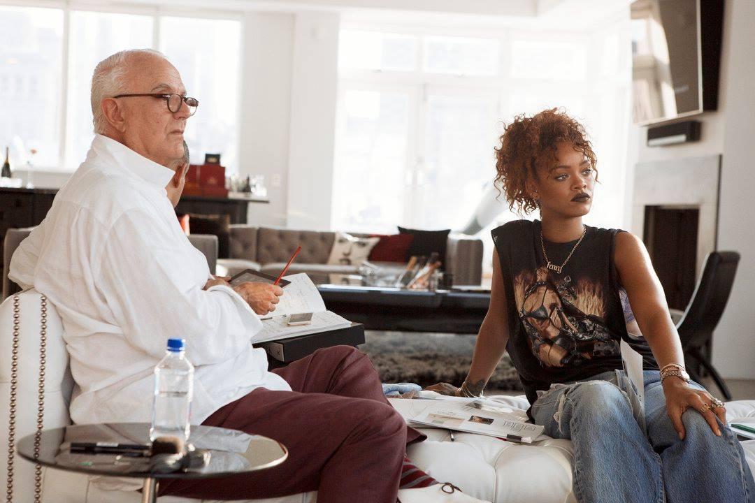 Manolo Blahnik Rihanna (6)