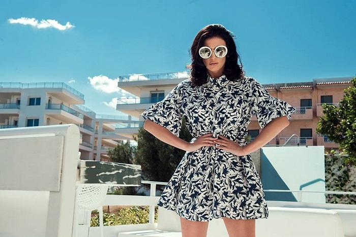 Ilona Adamska jest także, ambasadorką portugalskiej marki okularowej ANA HICKMANN