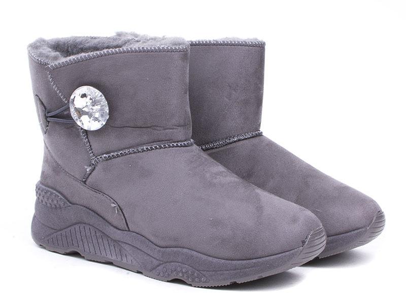 Buty z zaokrąglonym noskiem