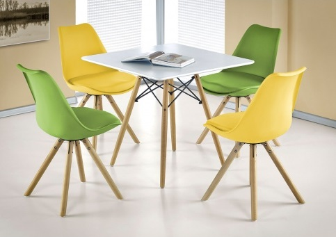 Kwadratowe stoły