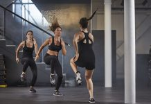 Z pasji do fitnessu Decathlon (4)