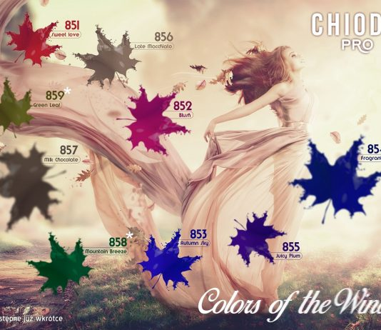 """ChiodoPRO """"Colors of the Wind"""""""