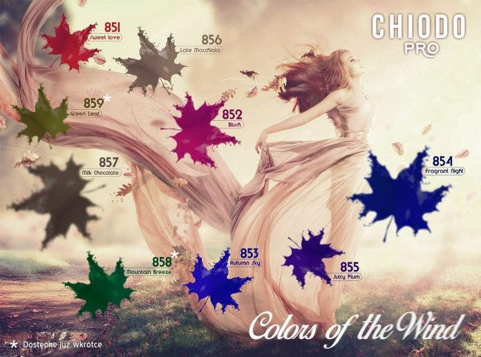 "ChiodoPRO ""Colors of the Wind"""