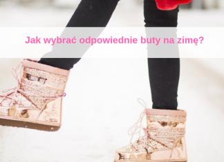Odpowiednie buty na zimę