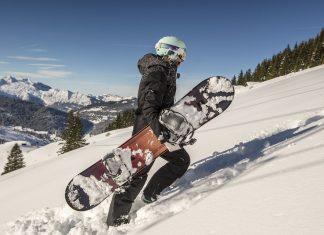 Snowboard. Deska Snowboardowa (3)