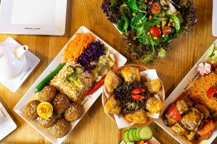 Amrit Oriental Food