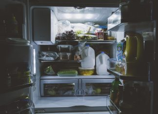 marnowanie jedzenia