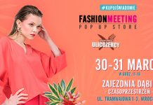 Fashion Meeting Pop Up Store - 820x312