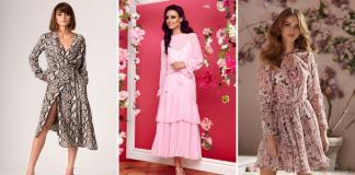 Najmodniejsze sukienki - sezon WIOSNA 2019 (1)