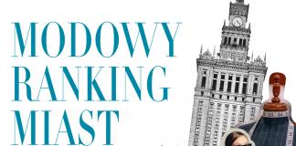modowy ranking miast