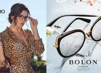 okulary retro