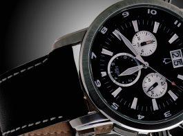 Męski zegarek