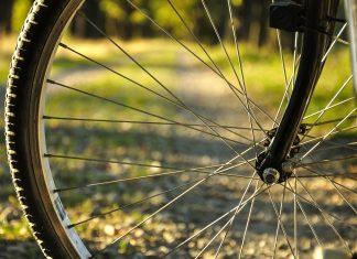 Odblaski na szprychy rowerowe