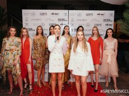 Greyt fashion night