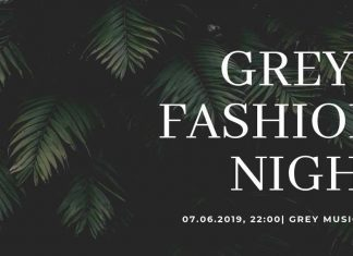 Greyt Fashion Night - pokaz mody w Grey Music Club