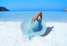 Odważny strój na plażę Czemu nie!