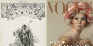 Pierwsze wydanie vogue