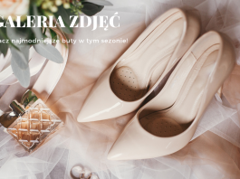 Buty ślubne - jak znaleźć idealny model?