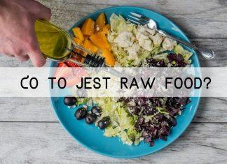 Co to jest raw food