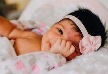 Modny noworodek