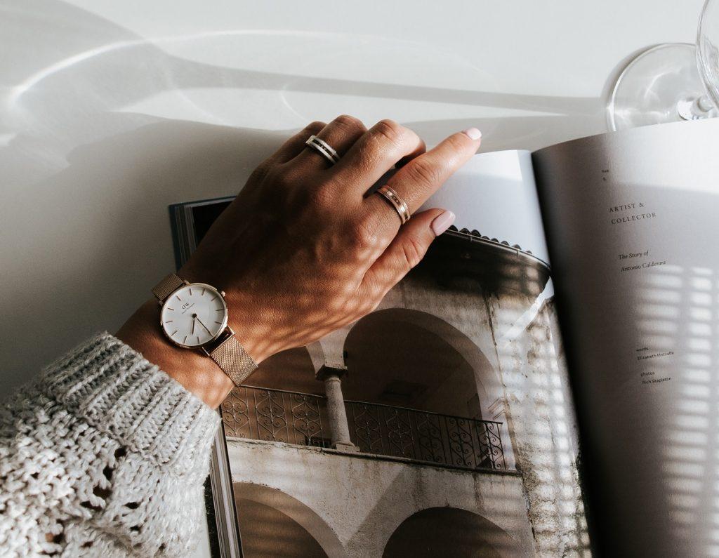 Zegarek jako element stylizacji