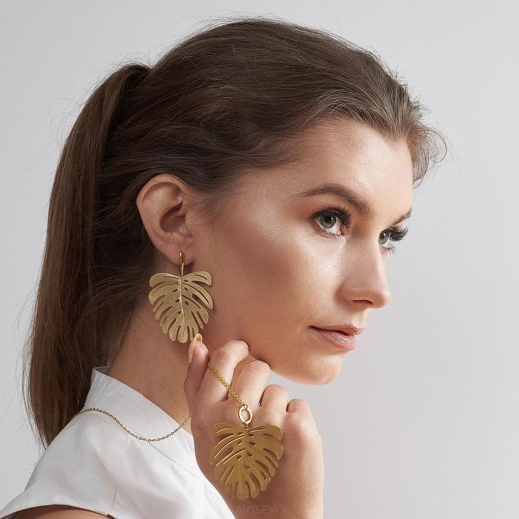 Komplet  biżuterii Artseko - model Iaso