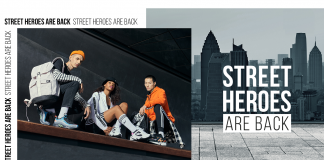 STREET HEROES ARE BACK