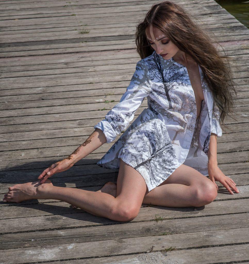Kobiece pidżamy