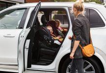Foteliki samochodowe RWF dla starszaków