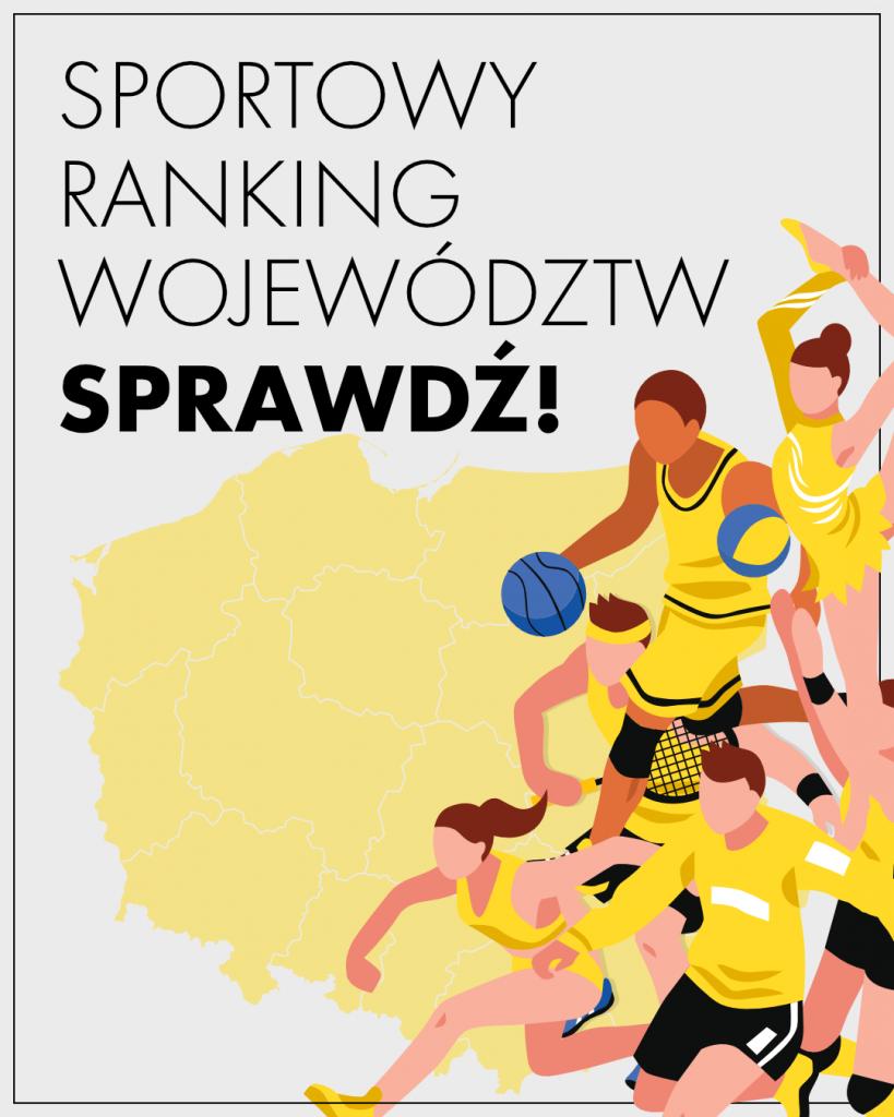 sportowy ranking województw