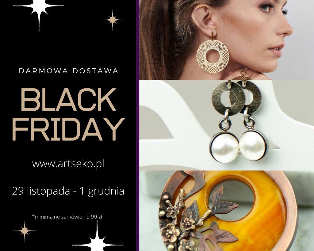 black friday biżuteria