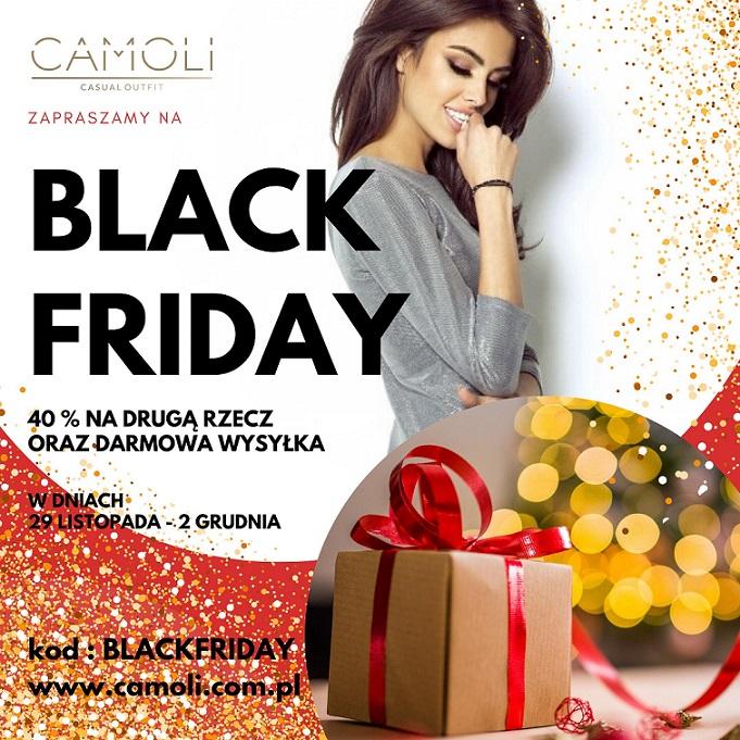 Camoli black friday