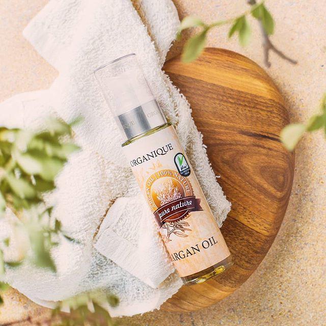 naturalny olejek arganowy Organique