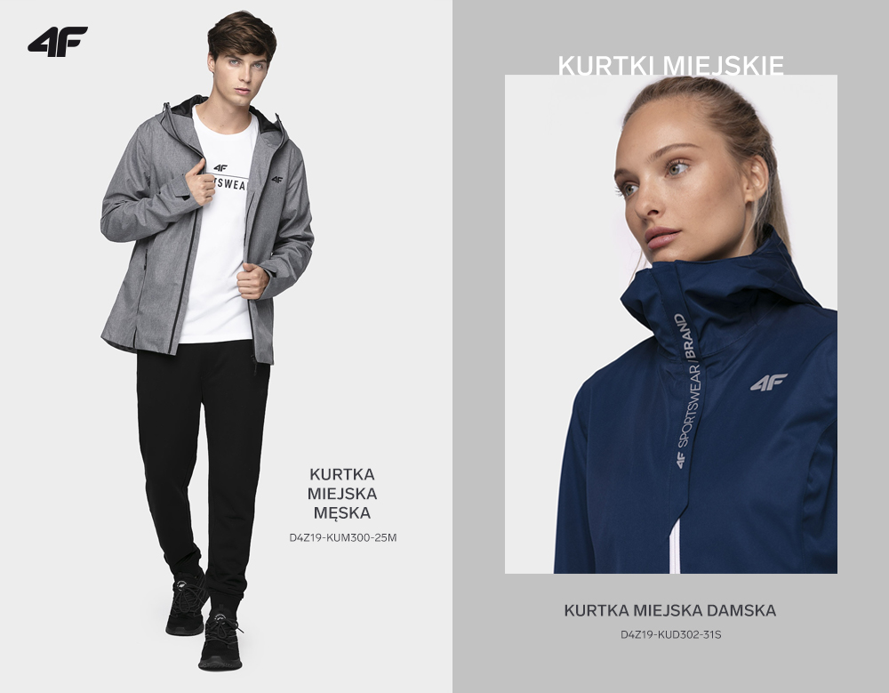 Przegląd kurtek na sezon jesień zima 20192020 kurtki na zimę