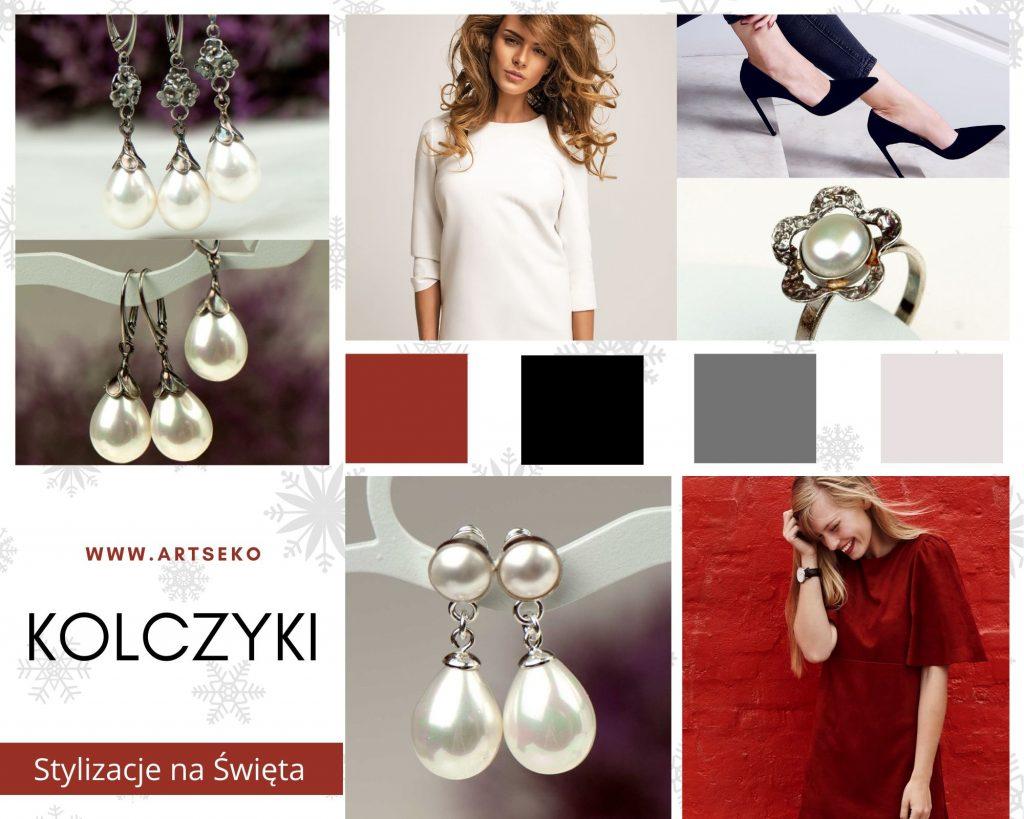 Biżuteria na Święta  www.artseko.pl