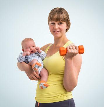 Jak schudnąć po ciąży