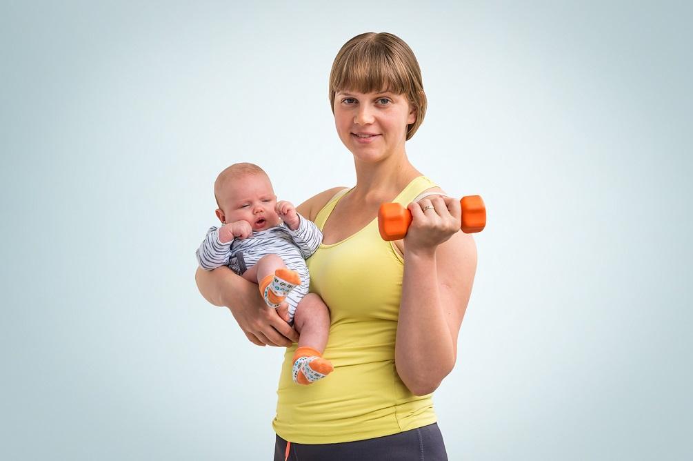 Jak schudnąć po ciąży? 8 prostych i skutecznych sposobów