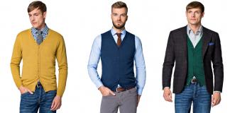 Męski sweter – 5 casualowych stylizacji ze swetrem w roli głównej