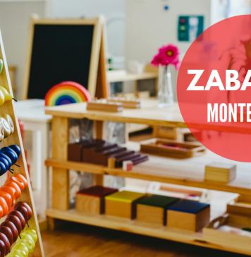Zabawki dla metody Montessori