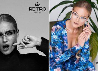 Retro okulary