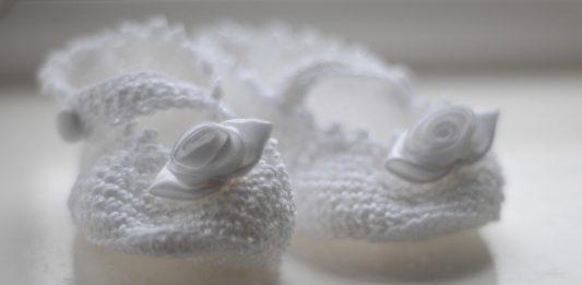 buciki na chrzest swiety