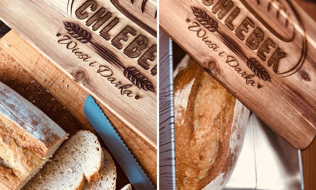 personalizowany chlebak