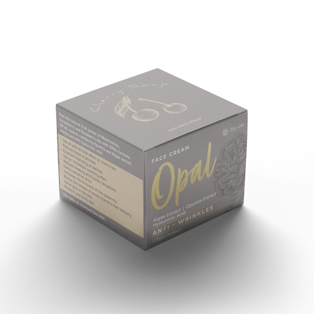 krem do twarzy Opal Cherry Soap