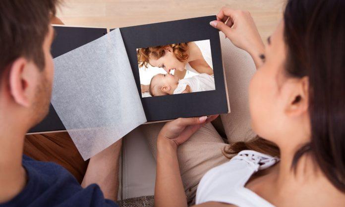 Album dla noworodka