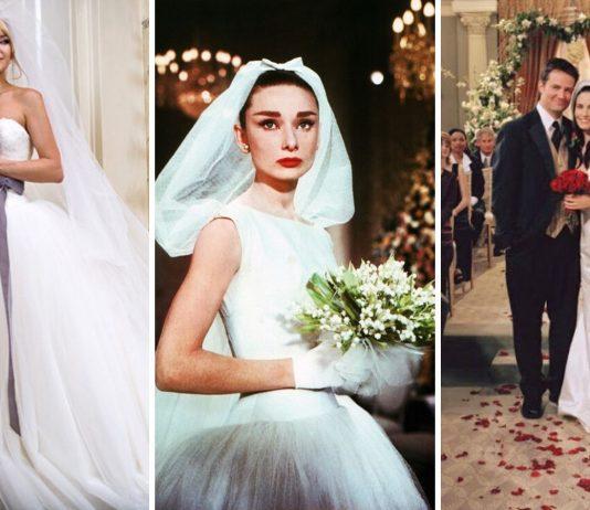 Filmowe Suknie ślubne